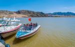 Qingtongxia Yellow River Canyon