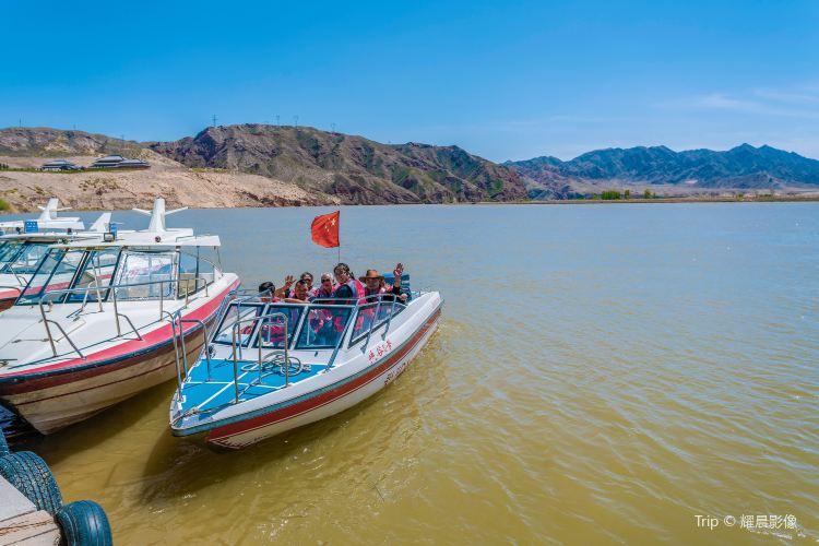 Qingtongxia Yellow River Canyon3