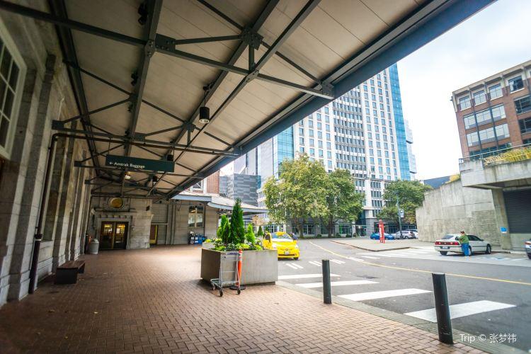 之西雅圖國王街車站3