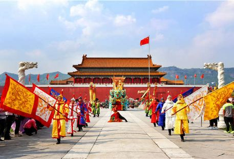 Ming and Qing Palace Scenic Spot