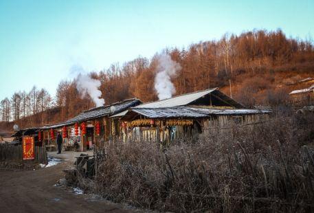 錦江木屋村