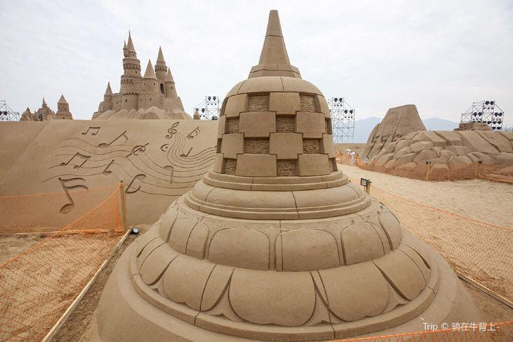國際沙雕藝術廣場1
