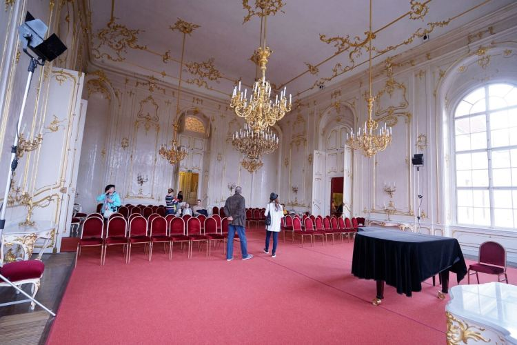 Royal Palace of Godollo1