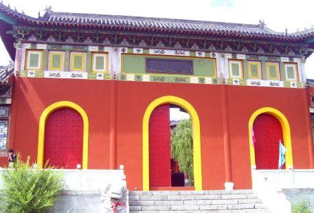 Shulanshi Jiudinglianhua Shan Fayun Temple