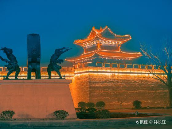 Ancient City Wall of Jun County
