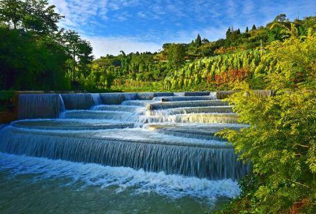 陸河黃布寨瀑布