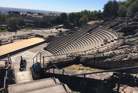 富維耶古羅馬劇場 Theatres Romains de Fourviere