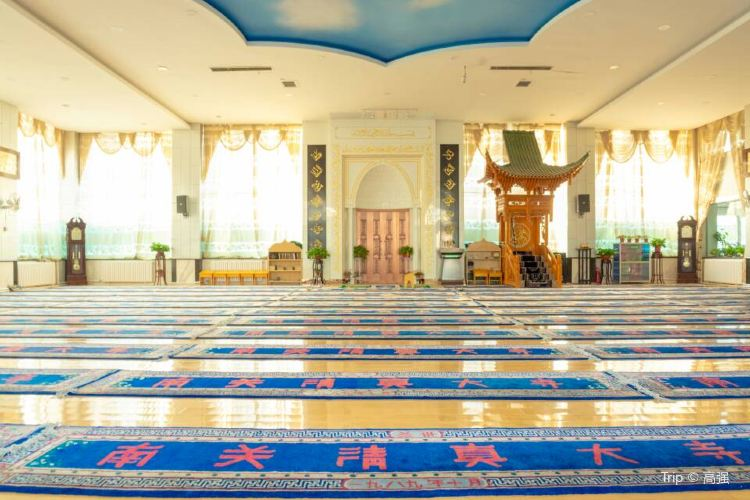 Lanzhou Nanguan Grand Mosque1