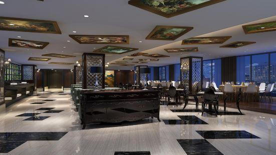 金華悅華大酒店-中餐廳