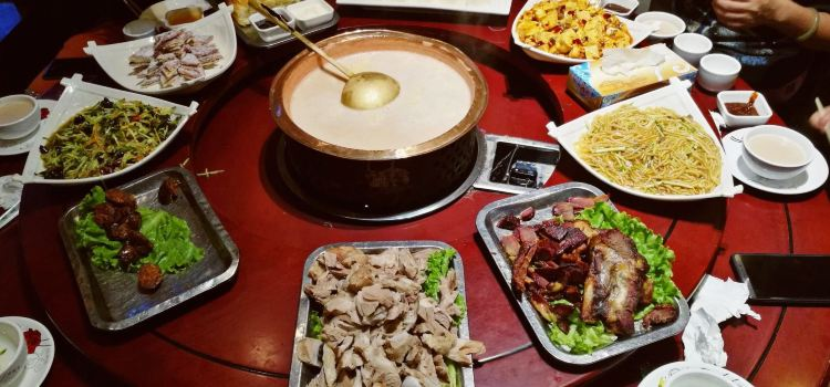 諾敏塔拉奶茶館(華聯商廈店)2