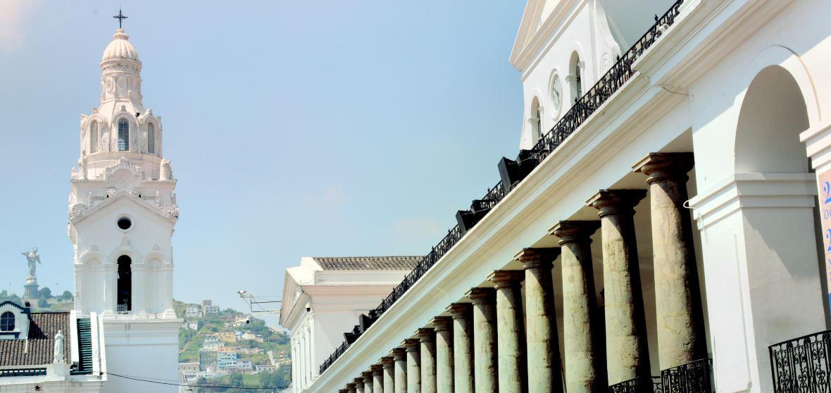 Distrito Metropolitano de Quito