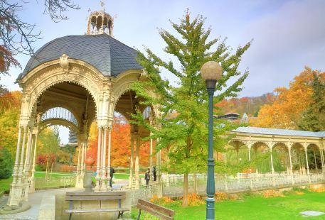 公園溫泉迴廊
