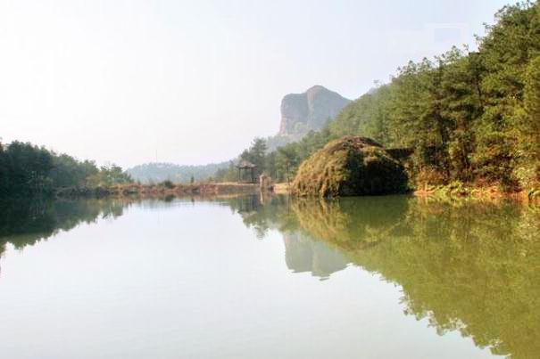 石鼓寮風景區