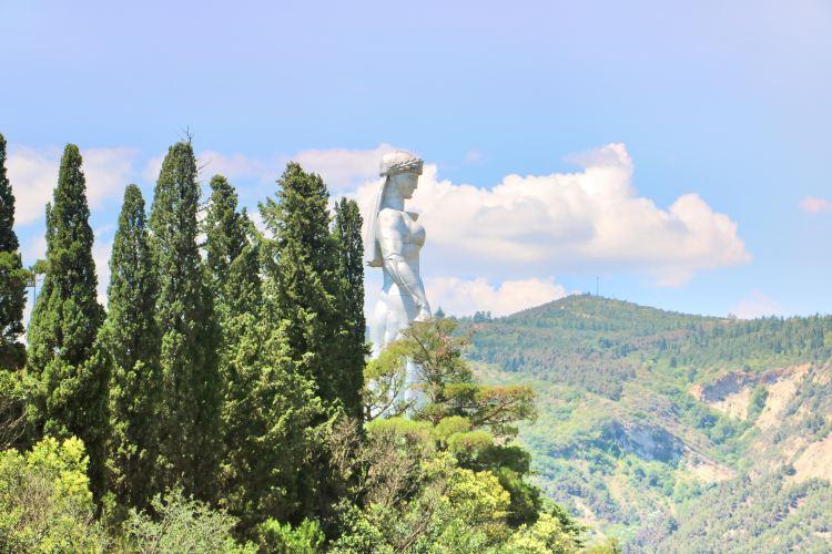 格魯吉亞之母雕像