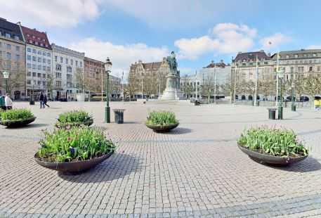 Stortorget and City Hall