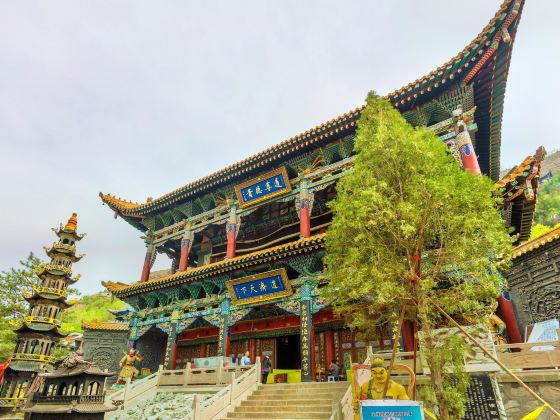 Northern Buddhist Temple