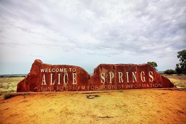 Alice Springs Desert Park