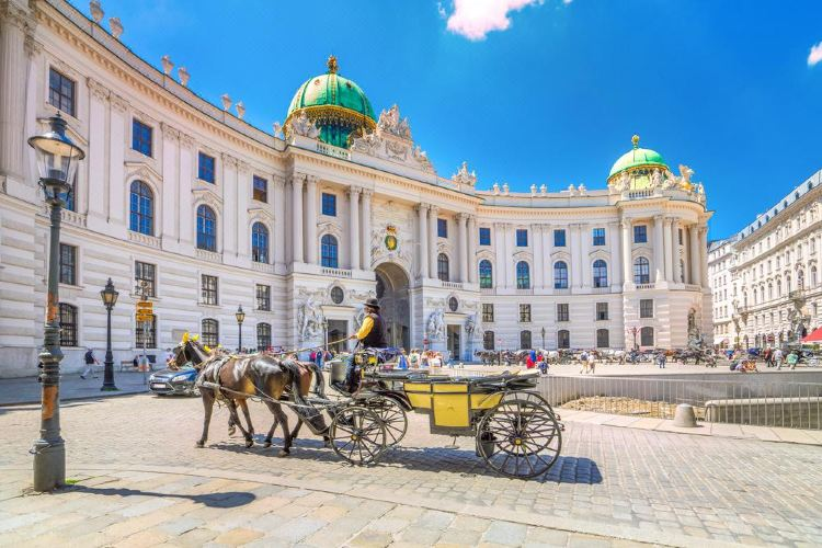 Hofburg Palace travel guidebook –must visit attractions in Vienna – Hofburg  Palace nearby recommendation – Trip.com
