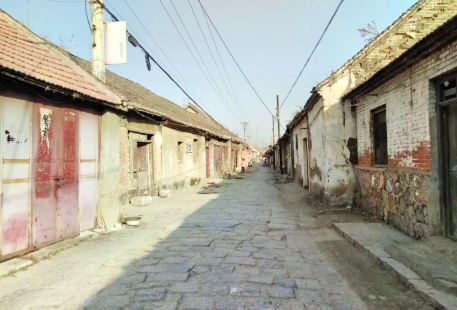 Suixi Old Town Stone Street