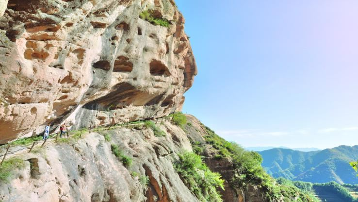 Jiulong Mountain Scenic Area