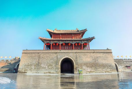Shangqiu Ancient City Scenic Area