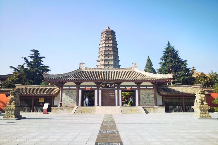 Famen Temple1