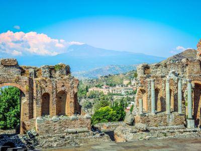 Teatro Romano e l'odeon