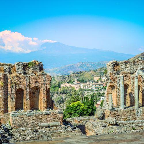 羅馬劇院和排練場