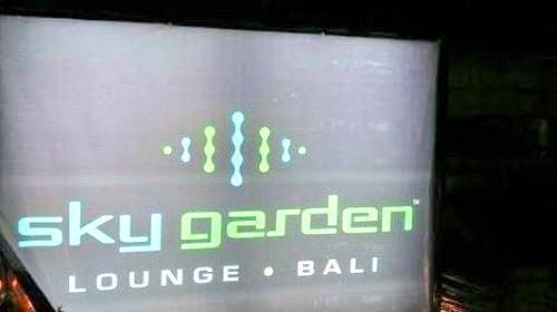 Sky Garden Bali