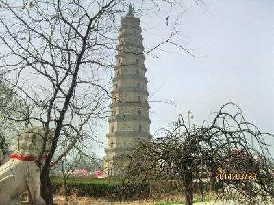 Hengshui Stupa