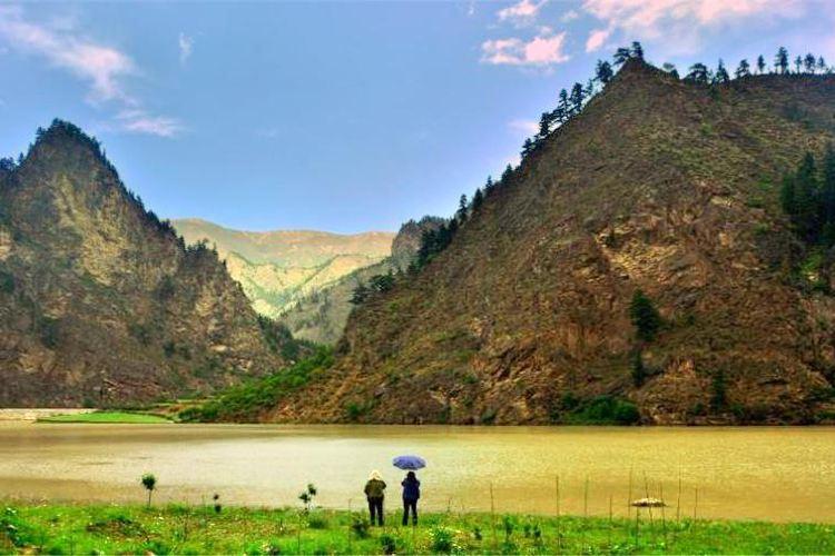 Huzhu Beishan National Geopark1