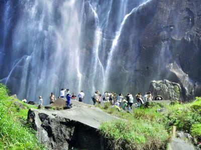 Daixian Waterfall