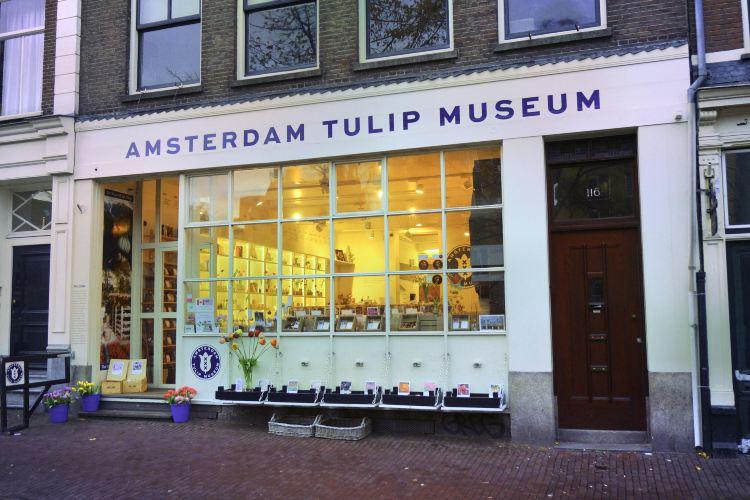 阿姆斯特丹鬱金香博物館