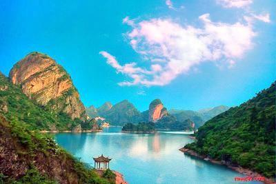 九仙湖景區