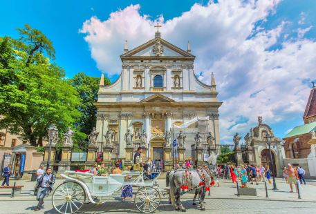 克拉科夫聖伯多祿聖保祿教堂