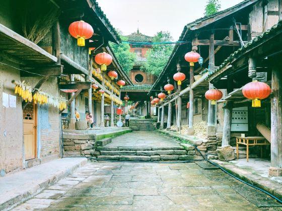 Bailin Ancient Town