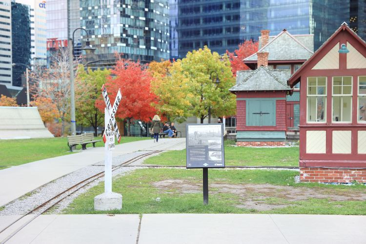 Roundhouse Park