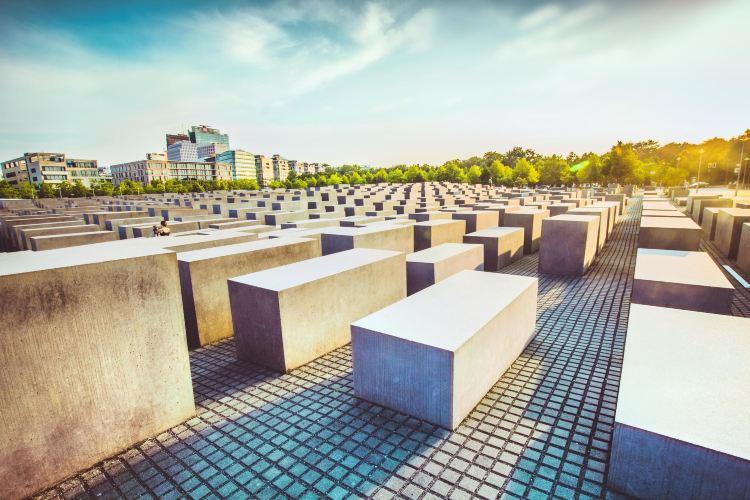 歐洲被害猶太人紀念碑