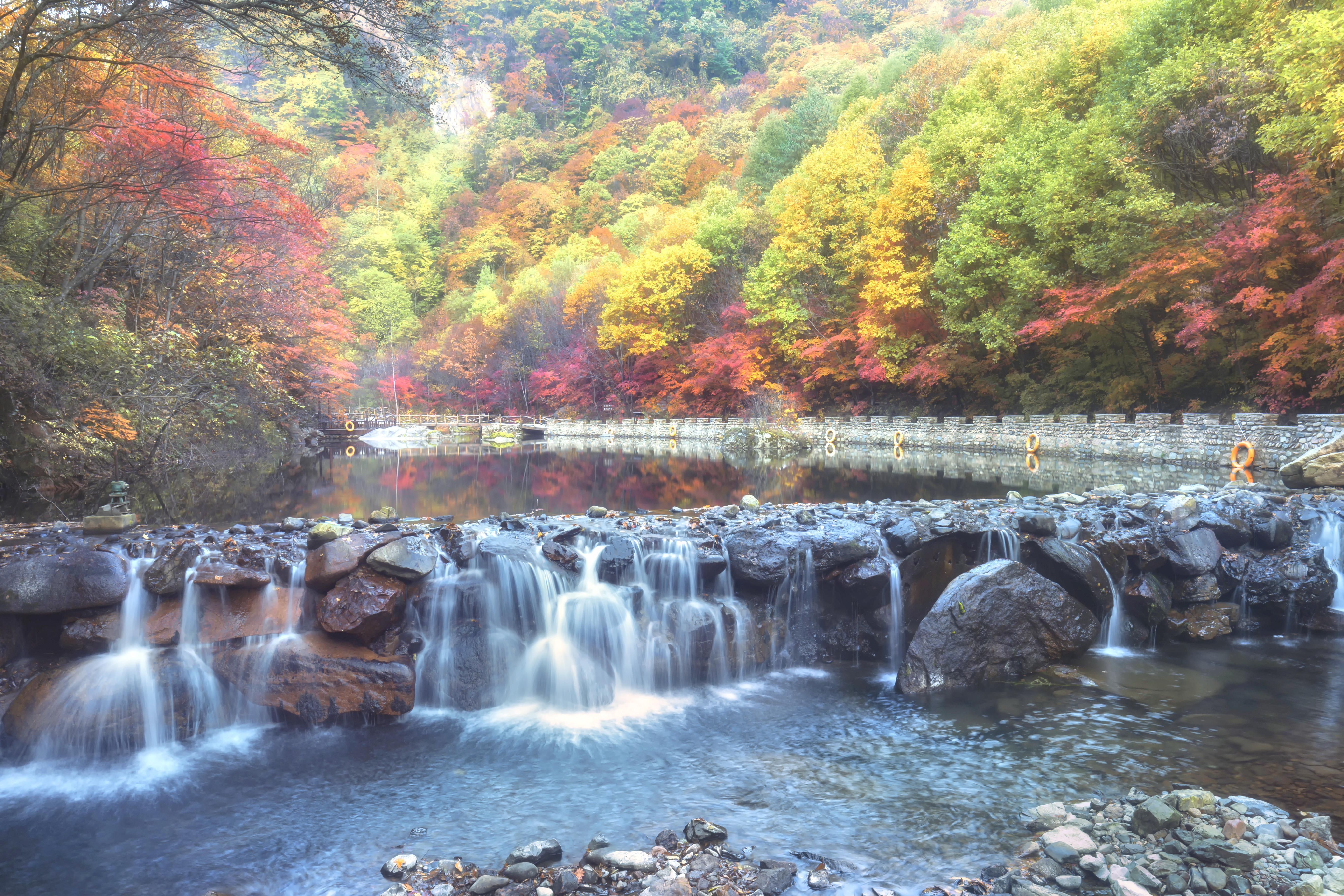 大石湖風景區