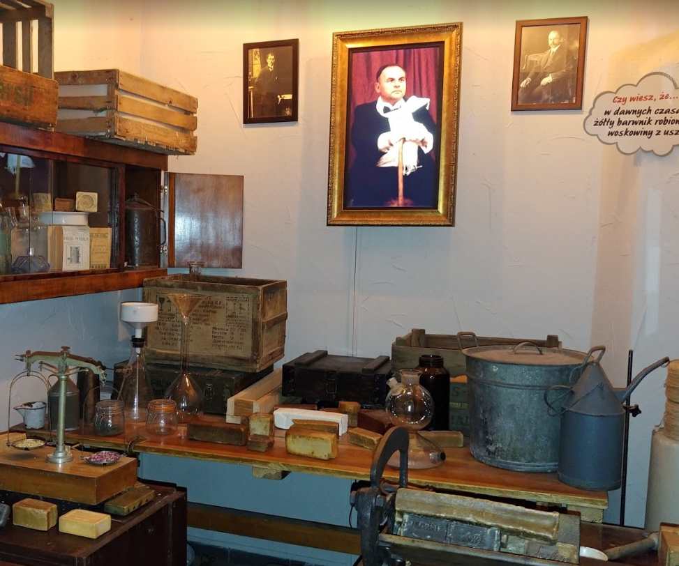 Museum of Soap