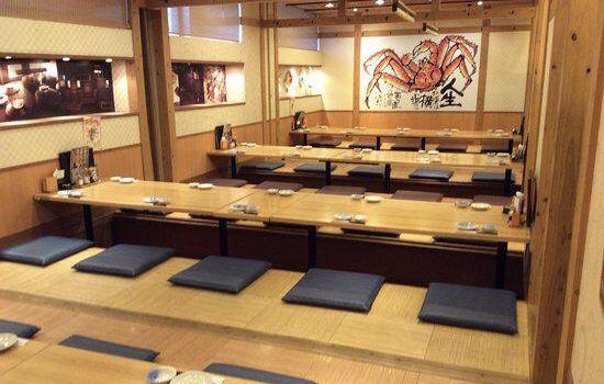 Seafood Izakaya Sakanaya-dojo Beppuhigashiguchi1