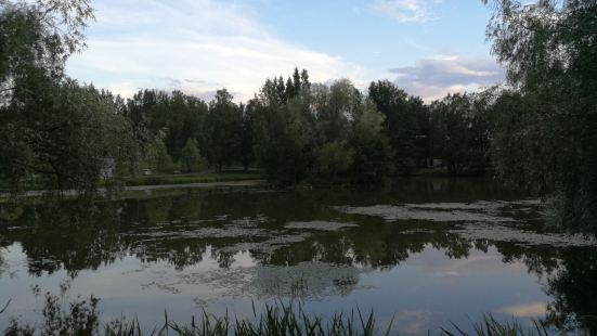 Sorsapuisto Park