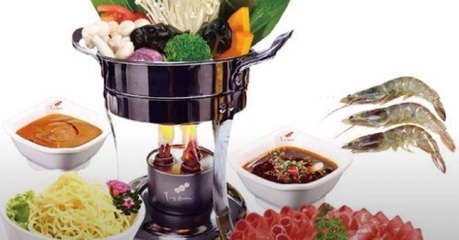 Tang Roulou fondue chinoise
