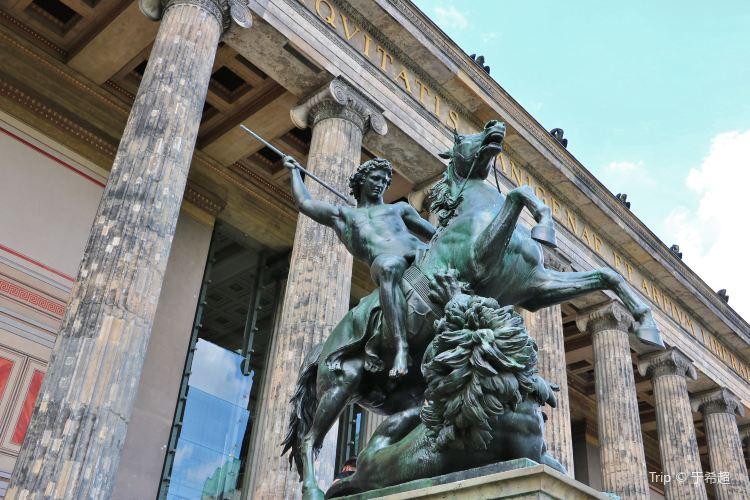 柏林舊博物館4