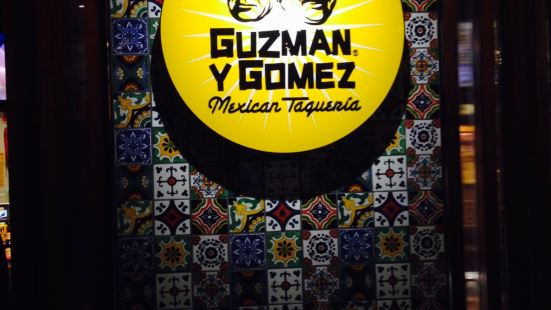 Guzman y Gomez Taqueria- World Square
