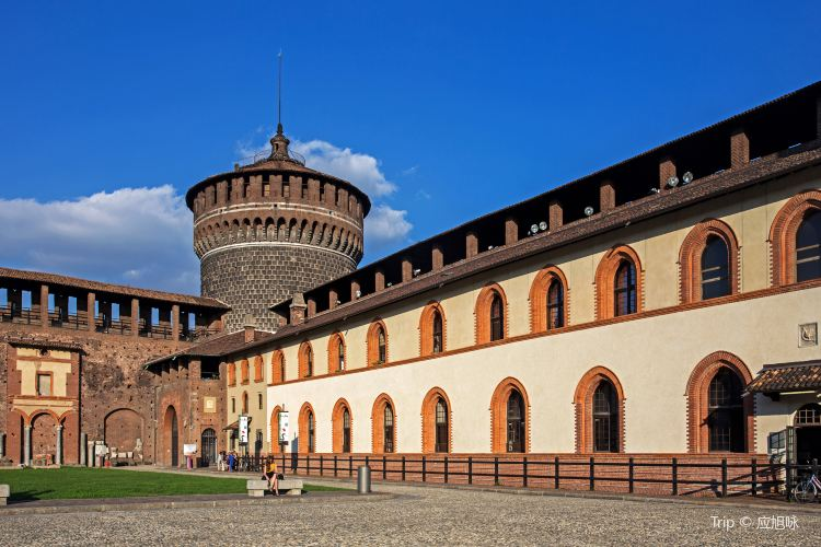 Sforza Castle4