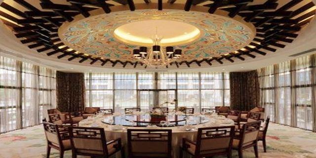 桐廬海博大酒店中餐廳滿庭芳2