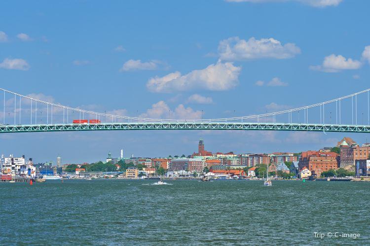 Älvsborg大橋1