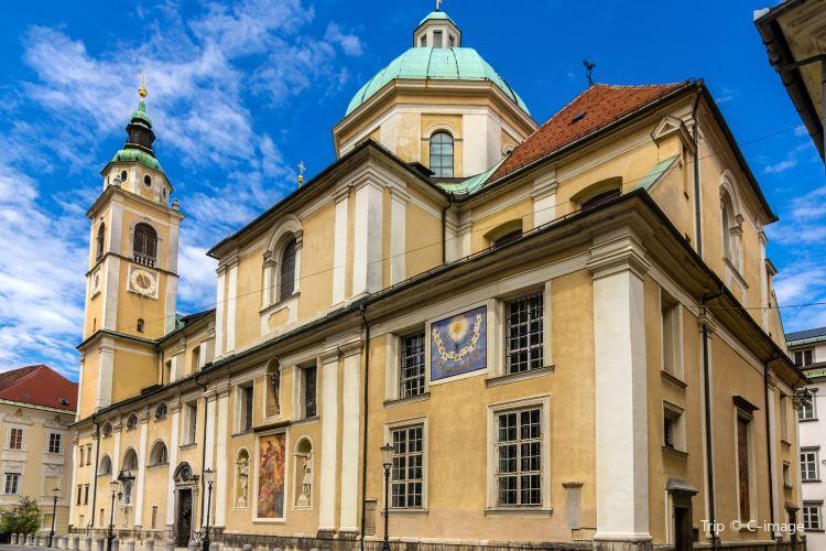聖尼古拉斯大教堂1