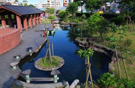 탕웨이거우 온천공원